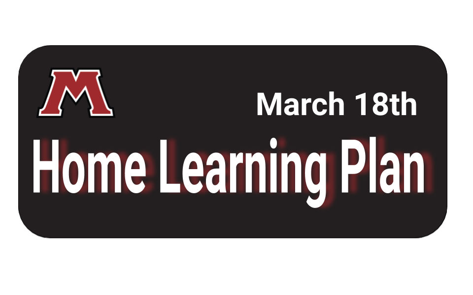 4th home learning plan