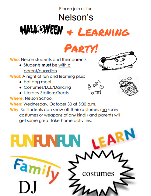 October Family Event